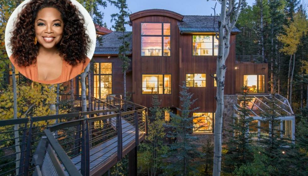أوبرا ويمفري تشتري منزلا بأكثر من 28 مليون دولار
