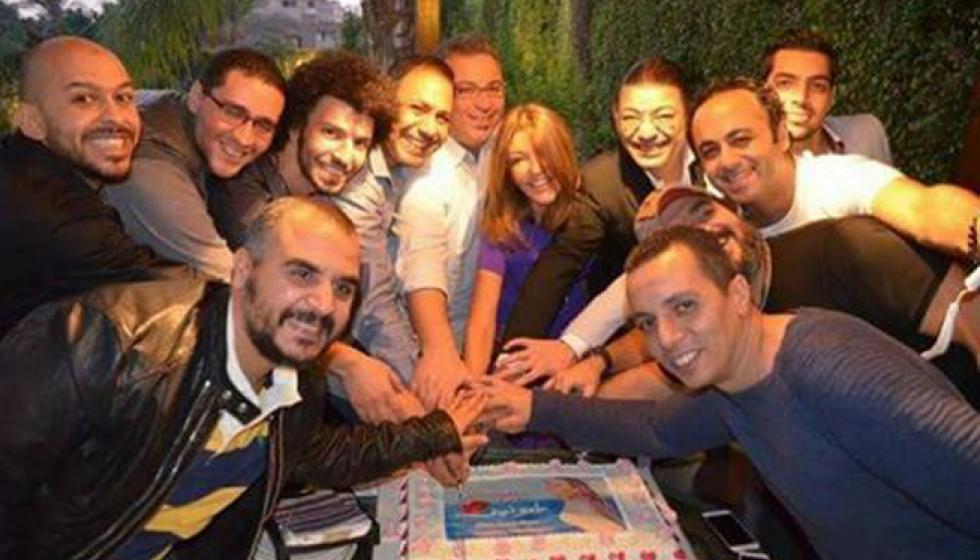 سميرة سعيد تحتفل بالنجاح رغم التقليد