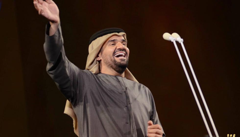 ماذا بين حسين الجسمي والإعلامية الكويتية فجر السعيد؟