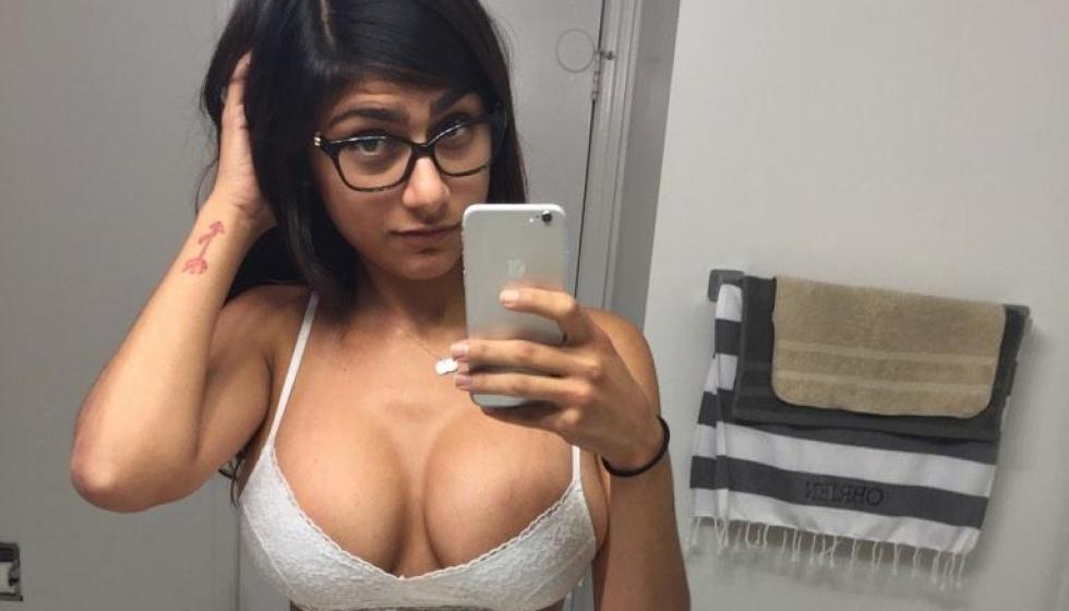 ميا خليفة ملكة الأفلام الأباحية الأولى