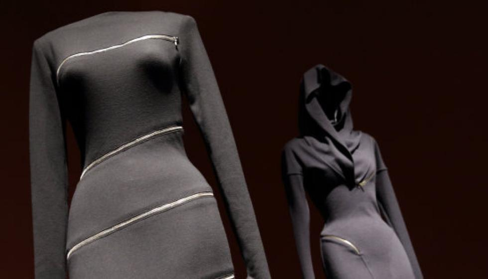 عز الدين علية صمم الفستان الأسود كما لا أحد!