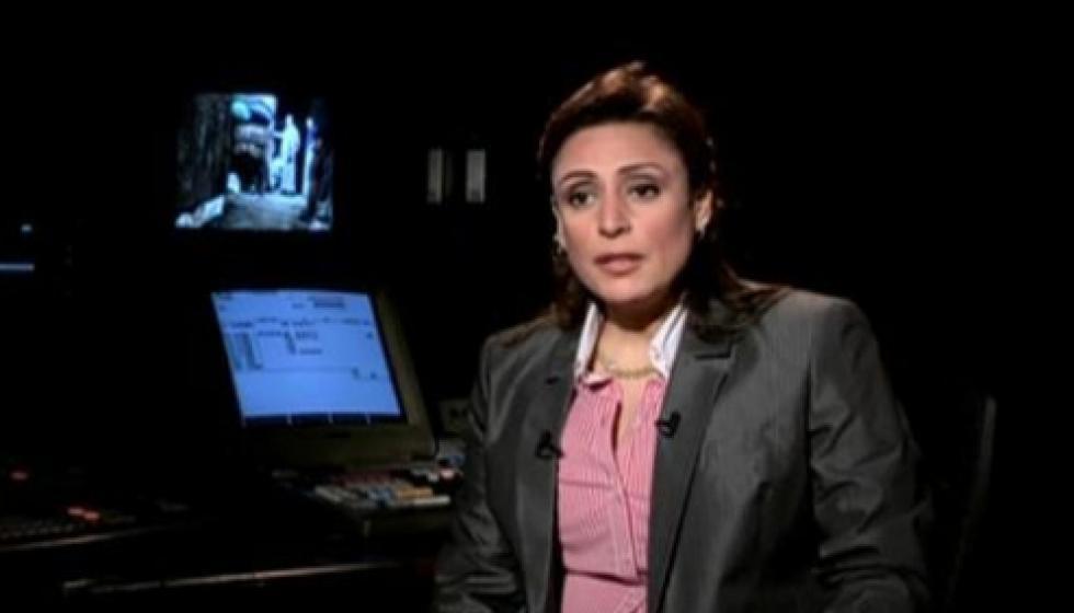 السجن للمذيعة المصرية منى عراقي بتهمة القذف