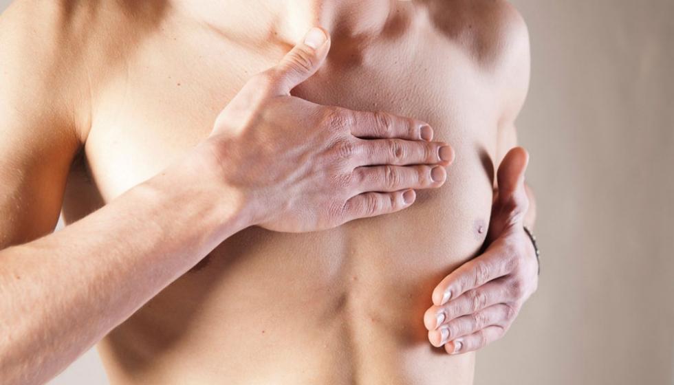 3 حلول لمن يُعاني من تضخم الثّدي