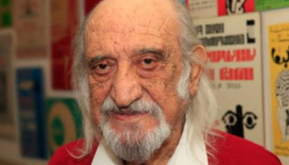 رحيل عميد المسرح اللبناني