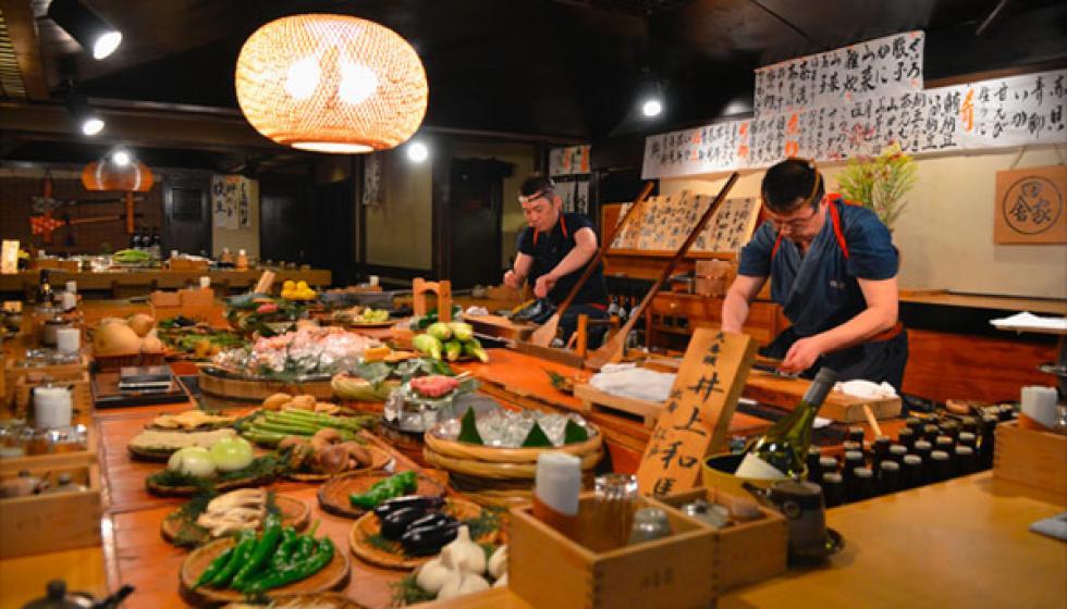 طوكيو عاصمة الطعام في العالم للعام التاسع على التوالي
