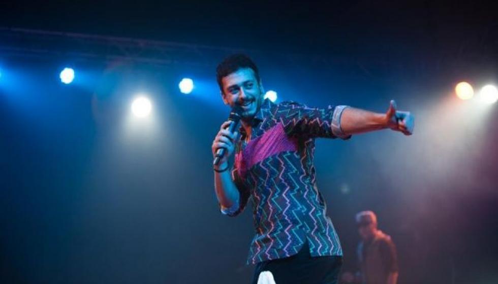 سعد المجرد يتألق في أول حفلاته في مصر