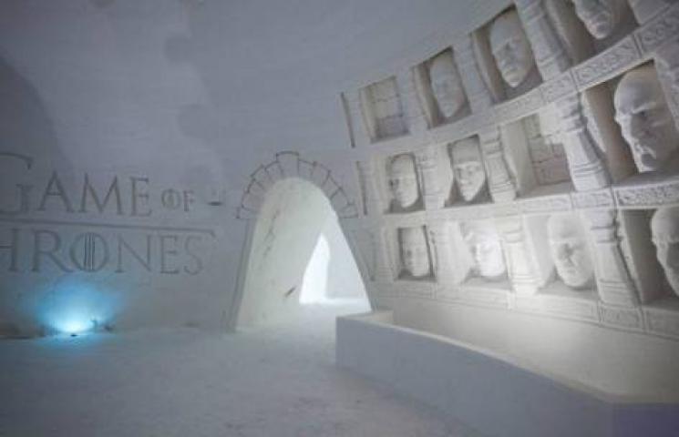 صور مذهلة: إنه فندق Game of Thrones!